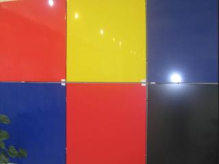 High bright aluminum composite panel ACP