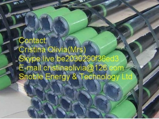 """Pup joint Tubing 2-7/8"""" new seamless 6.5 PPF J-55 EUE 8RD R-2 c/w coupling &  thread protector Length 4Ft pup joint"""