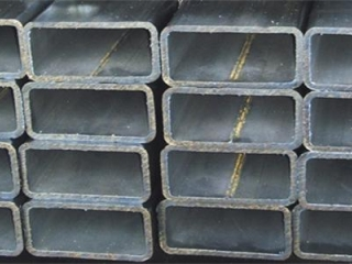Rectangular hollow section pipe