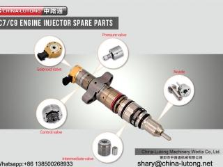 Cat® fuel injector 10R0967 C10/C12 C7 Cat Reman Injector